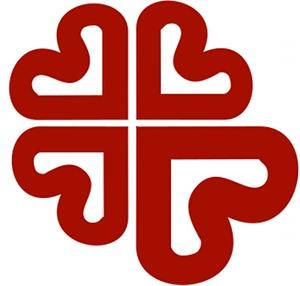 Logo de Cáritas